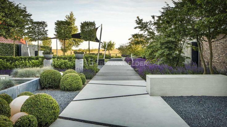 great view part of garden design - Google zoeken