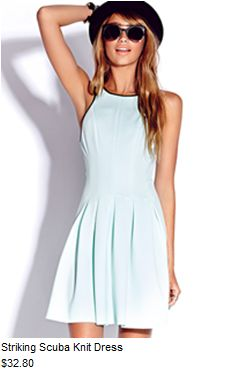 #mint #dress #casual