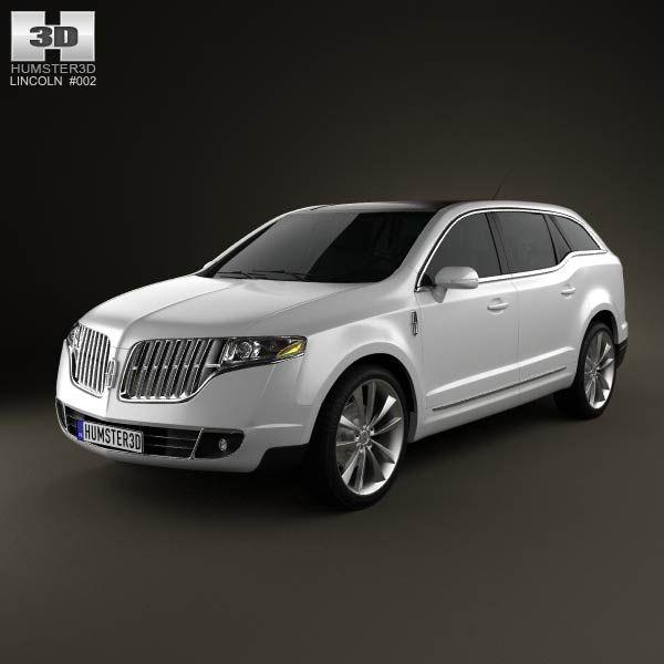 2013 Lincoln Navigator L Interior: 47 Best Lincoln 3D Models Images On Pinterest