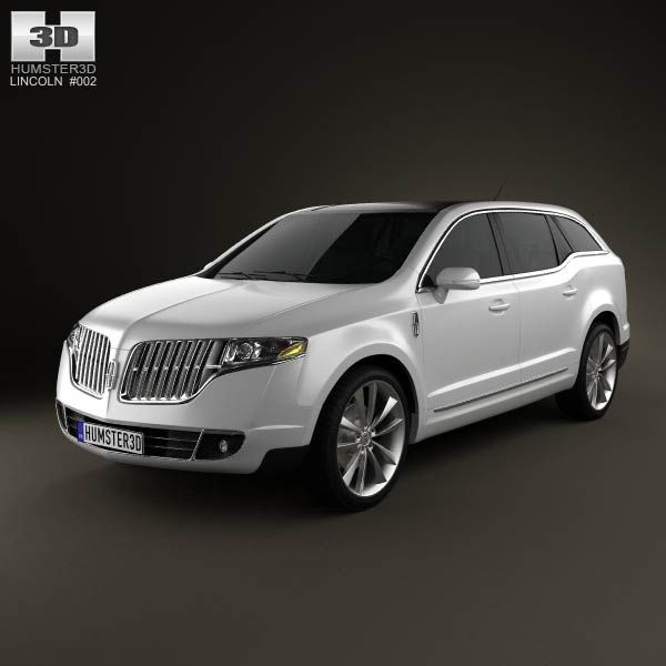 Lincoln MKT 2012 3d model from humster3d.com. Price: $75