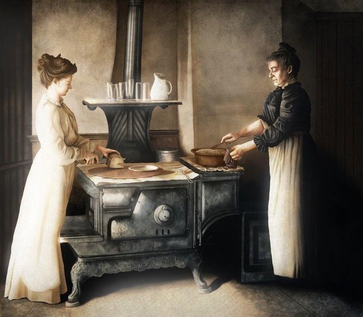 104 Best Victorian Kitchen Images On Pinterest