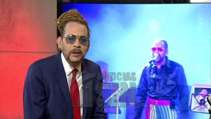 Entrevista del merenguero Toño Rosario