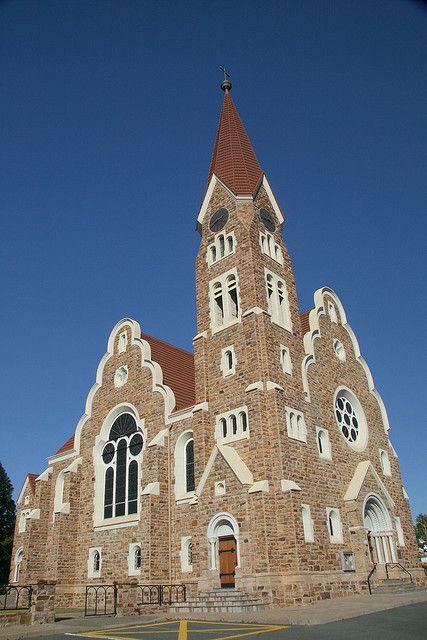 Christus Kirche - Windhoek, Namibia