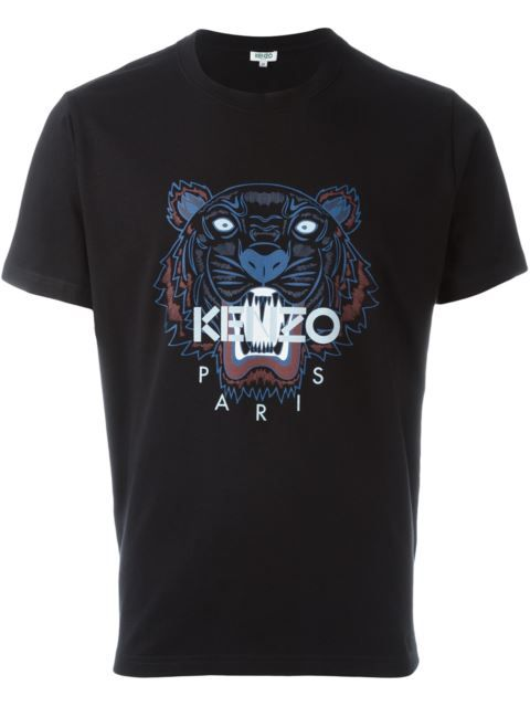 KENZO 'Tiger' T-Shirt. #kenzo #cloth #t-shirt