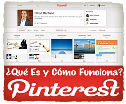 Descubre Pinterest por dentro y encuentra respuesta a tus preguntas sobre la nueva red social.