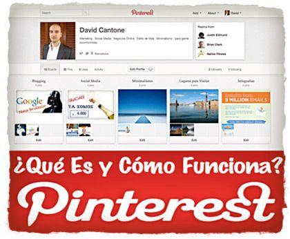 ¿Qué Es Pinterest? Descubriendo la Nueva Red Social