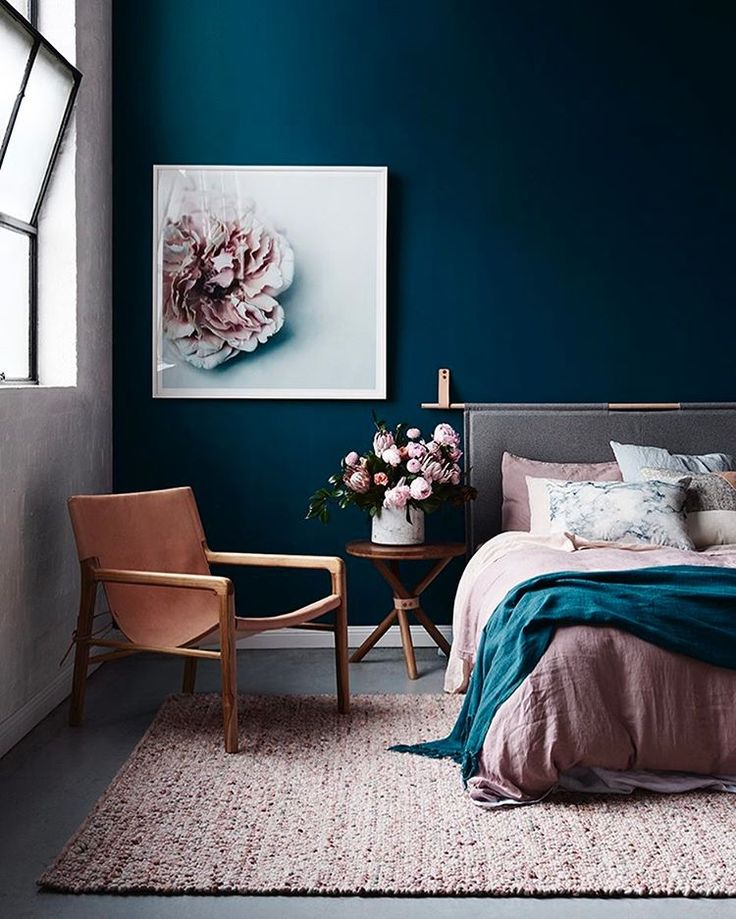 "469 Likes, 10 Comments - Lonny Magazine (@lonnymag) on Instagram: ""Our hearts will never not melt for a dark accent wall. //  @evegwilson for @barnaby_lane //…"""