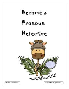 This file contains three learning activities to reinforce your pronoun lesson.  There is a memory/matching game, a board game for 2 players, and a ...