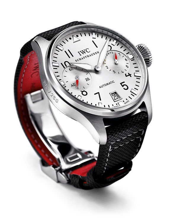 IWC BIG PILOT's Watch Edition DFB - EM 2012