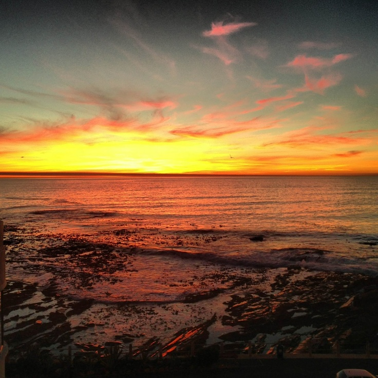 Pretty Mint: Cape Town Sunsets