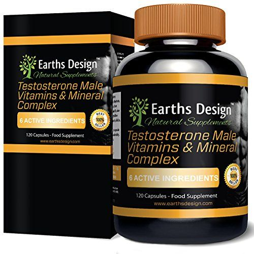 The Product Powerful Testosterone Boosting Formula, Male Vitamin & Mineral Complex with Acetyl L-Cysteine, Zinc Gluconate Dihydrate, Magnesium Bisglycinate, Sodium Selenite, Vitamin D3, Vitamin B6 – 60 Capsules  Can Be Found At - http://vitamins-minerals-supplements.co.uk/product/powerful-testosterone-boosting-formula-male-vitamin-mineral-complex-with-acetyl-l-cysteine-zinc-gluconate-dihydrate-magnesium-bisglycinate-sodium-selenite-vitamin-d3-vitamin-b6-60-capsules