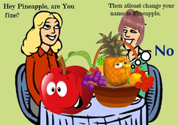#Funn_Fruit_Cartoons :  Pineapple contains #fiber and #Vitamin c. The stem of the pineapple contains an enzyme having #healing_effects, #antiinflammatory effects and it may reduce #edema.  The enzyme from the pineapple is also beneficial for a person who wants to go on a good diet. #Pineapple contains a lot of #manganese and the body needs manganese to build strong bones.  SEE MORE https://goo.gl/ZyHiUl