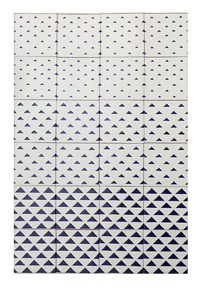 VICCO tiles   design by davidpompa   Uriarte Talavera tiles   handpainted   handmade in México.