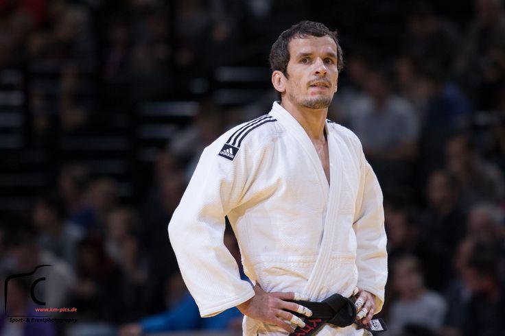 Sugoi Uriarte (ESP) - Grand Slam Paris (2015, FRA) - © Klaus Müller