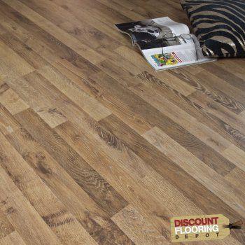 Fumed Oak Laminate Flooring