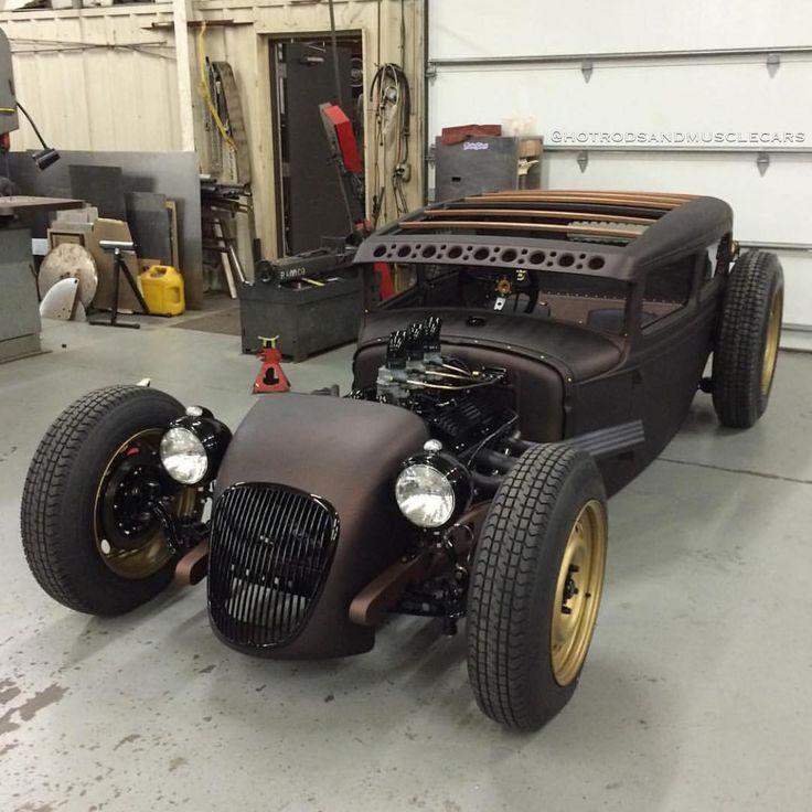 278 best Rat Rods images on Pinterest | Rats, Vintage cars and ...