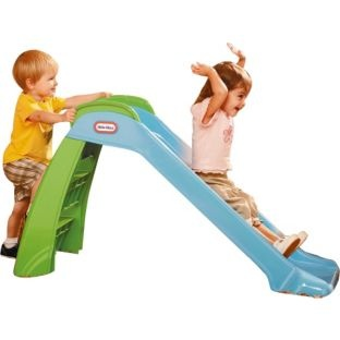 Little Tikes First Slide - Blue