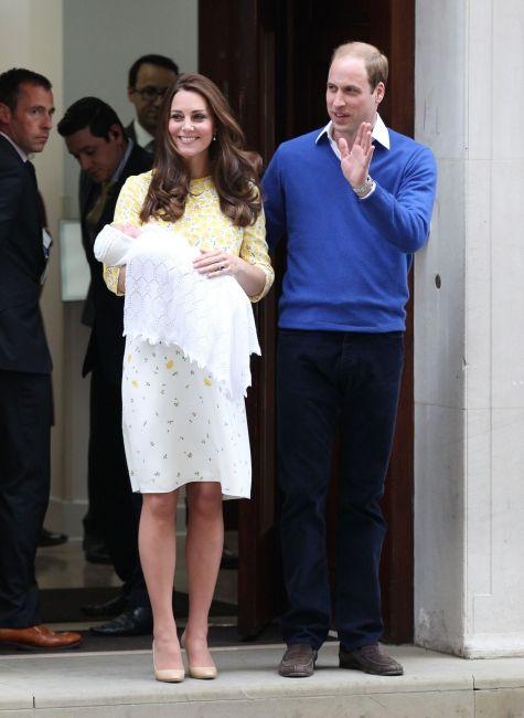 Royal baby photos: Meet the new princess! | BabyCenter Blog #royalbaby #itsagirl #meettheprincess