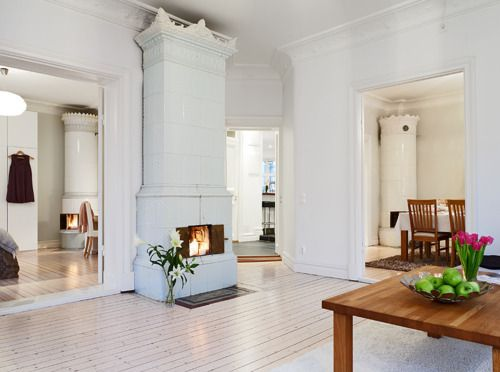 Die besten 25+ Gasfeuer Ideen auf Pinterest Gas-kamine, Wand - moderne heizkorper wohnzimmer