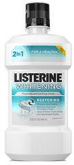 FREE Listerine Whitening Rinse At Walgreens!