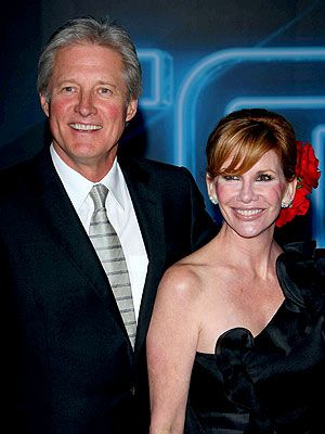 Melissa Gilbert and Bruce Boxleitner