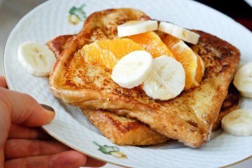 French toast - eller arme riddere — Sesam, Sesam