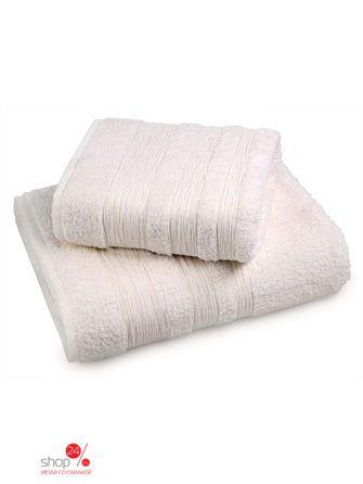 Набор полотенец, 2 шт Унисон, цвет молочный