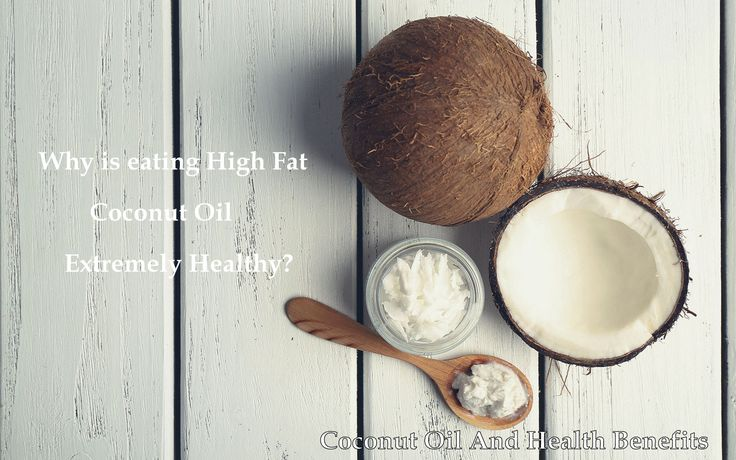 Did you know that saturated fat is healthy for you? Especially the fat in coconut oil. This amazing oil can actually help you lose weight.
