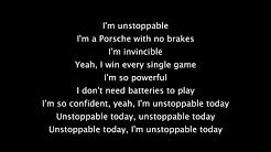 Sia - Unstoppable - YouTube