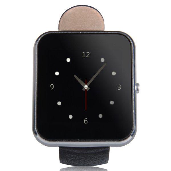 Reloj deportivo CUBOT R8 Bluetooth 4.0 altimetro registro de llamadas compatible con Android