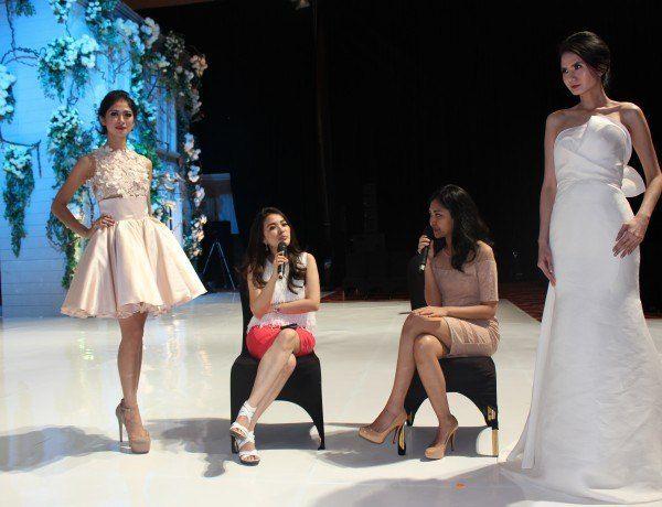 Mety Choa Andalkan Kesederhanaan dalam Koleksi Gaun Pengantin