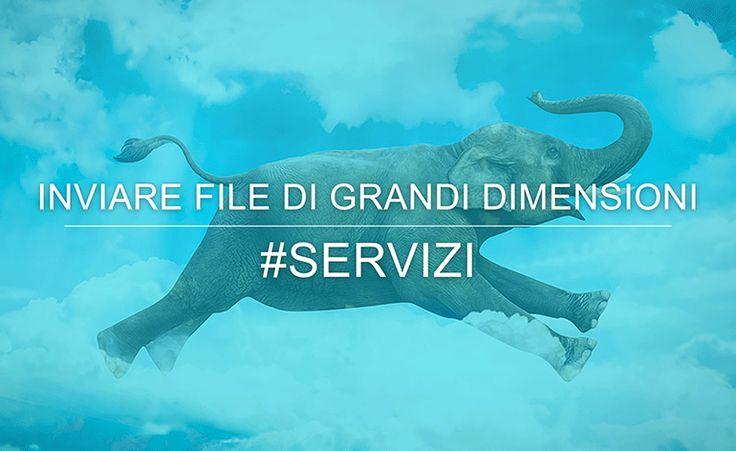 Come inviare file di grandi dimensioni via email #internet #servizi #wetransfer