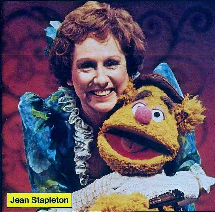 Jean Stapleton - Muppet Wiki
