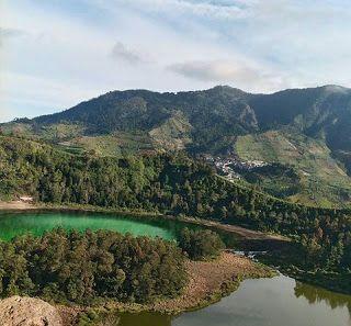 Paket Wisata Jogja 1 Hari : Punthuk Setumbu Nirwana Sunrise +  Dieng Plateau