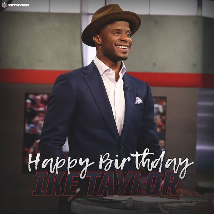 Happy birthday to our very own, Ike Taylor! 🎉