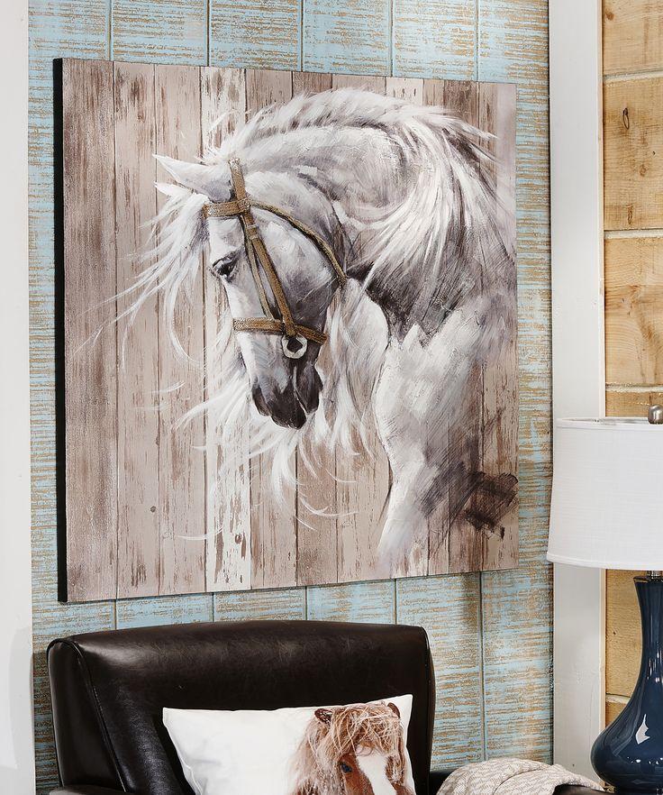 Horse Decor For The Home: Best 25+ Horse Wall Art Ideas On Pinterest