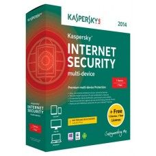 Kaspersky Internet Security 2014 2 User DVD Anti-malware Protection from justIT.co.za