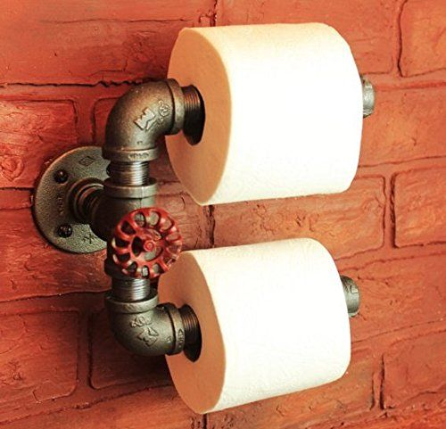 Internet das Coisas!!!: Double Roll Toilet Paper Holder