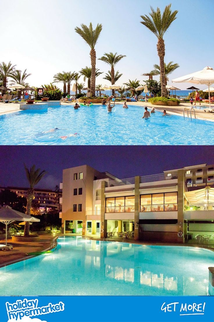 Head to sunny Cyprus, All Inclusive from £307pp