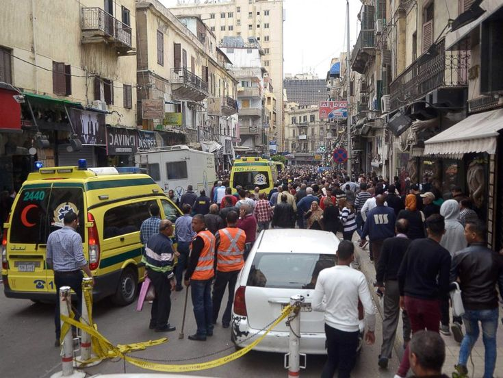 Egypt Church Attacks: President Abdul Fattah al-Sisi Declares Three-Month State of Emergency