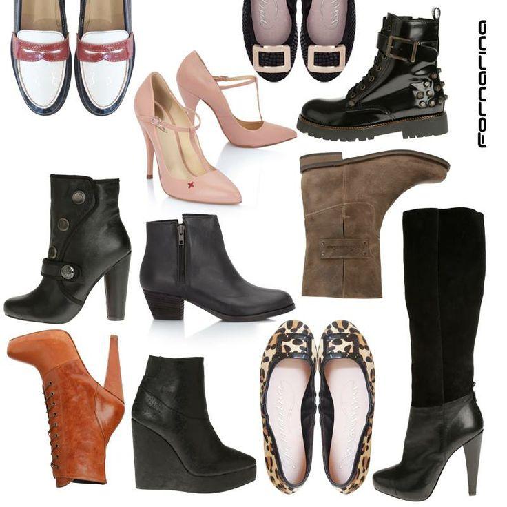 I need Fornarina shoes - fw 13.14 #Fornarina #Shoesaddicted
