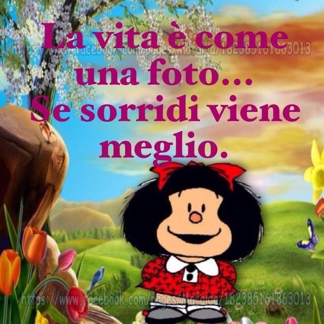- Io non Mollo!! Mafalda