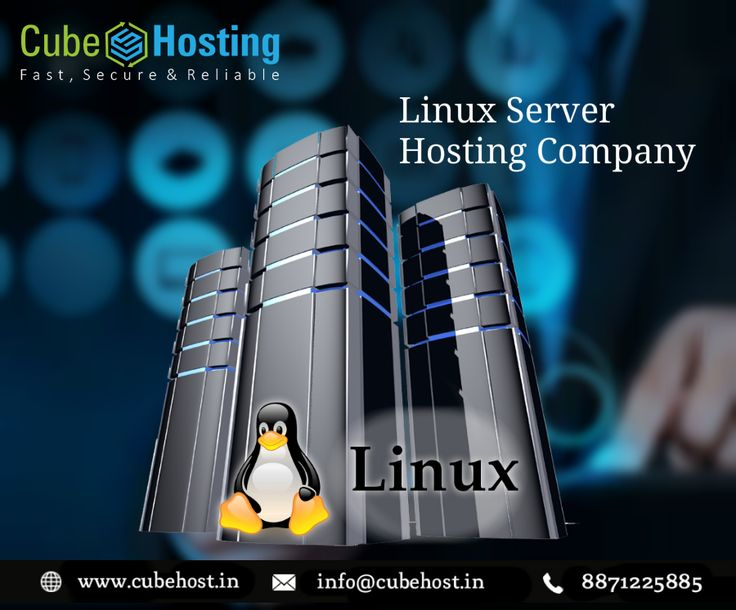 #Linux #Server #Hosting Company in India i.e. CubeHosting provides affordable hosting services to there customers - https://goo.gl/F2GUQ6