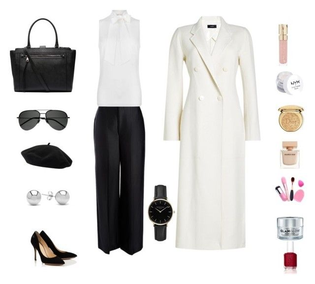 """""""Untitled #58"""" by portuguesegreeneyes on Polyvore featuring Joseph, MICHAEL Michael Kors, Witchery, Yves Saint Laurent, Goorin, Jewelonfire, ROSEFIELD, Smith & Cult, NYX and Christian Dior"""
