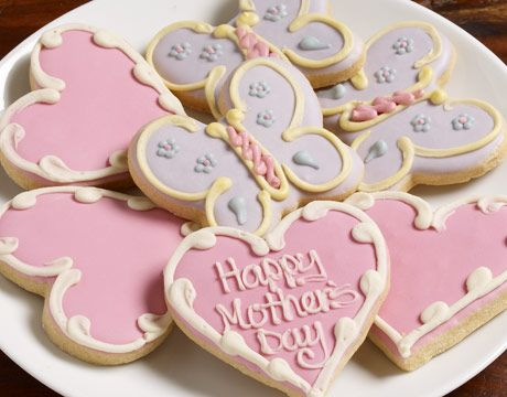 Pretty Mother's Day cookies!