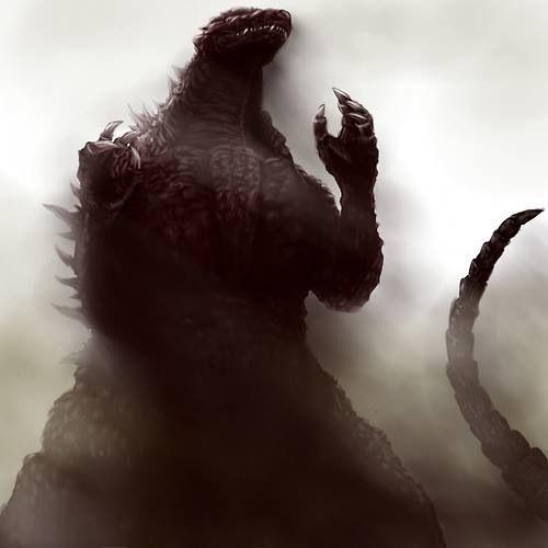 Godzilla 2 Imax Poster Textless: 76 Best Godzilla Images On Pinterest