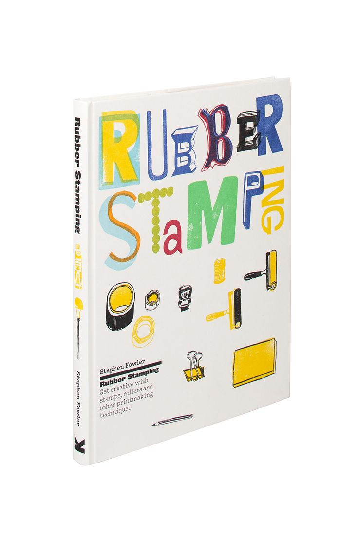 """Stephen Fowler, """"Rubber Stamping"""", Laurence King, 2016"""