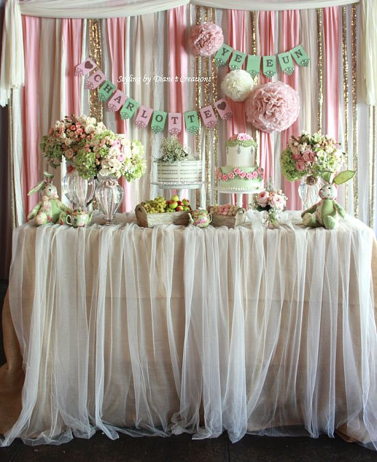 baby shower shabby chic birthday shabby chic baby shower chic baby
