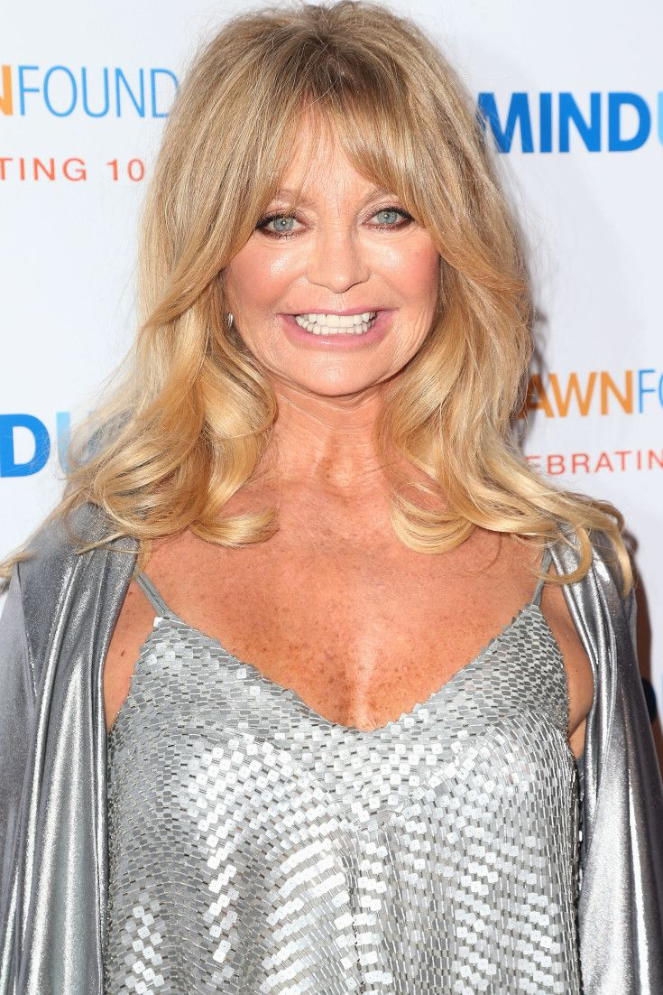 Goldie Hawn reminds us that aging is all about perspective