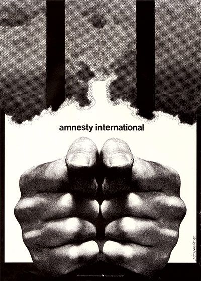 Amnesty International posters - in pictures | World news | The Guardian